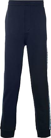 Kent & Curwen Calça esportiva com listra lateral - Azul