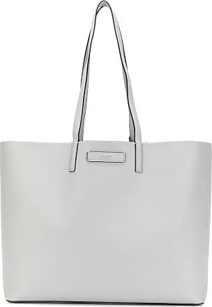 DKNY Brayden reversible tote bag - Cinza