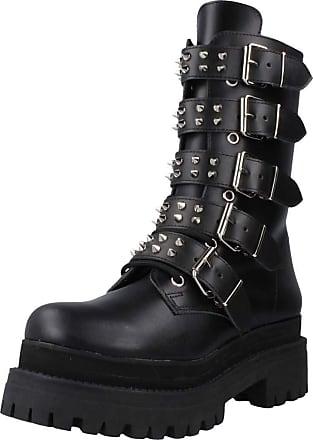 Yellow Women Womens Boots ARGEL Black 5 UK