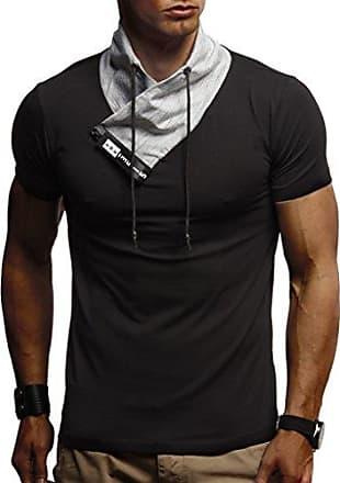 LEIF NELSON Herren T Shirts in Schwarz | Stylight