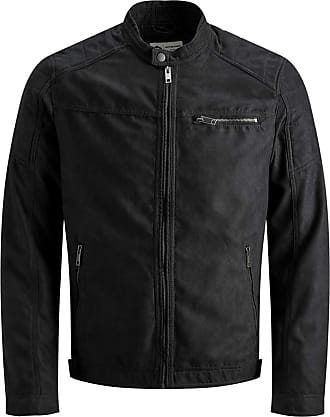 Jack & Jones Mens Jjerocky Jacket Noos, Jet Black, Xx-Large
