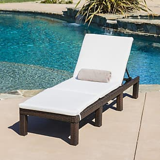 BEST SELLING HOME Outdoor Jamaica Chaise Lounge - 295628
