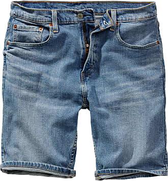 Levi's Herren Jeans Shorts Jeans-Shorts 502 blau 31, 32, 33, 34, 36, 38