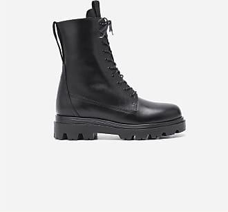 Flattered Lovi Black Leather Black