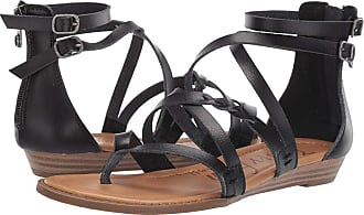 b32395acf21a Blowfish Bungalow B (Black Dyecut) Womens Sandals