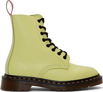 7f9e81b5e85d Undercover Yellow Dr. Martens Edition 1460 Boots