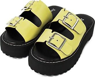 Damannu Shoes Birken Tratorado Iris - Cor: Amarelo - Tamanho: 37