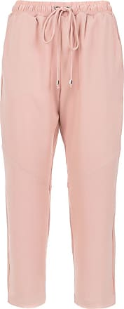 OLYMPIAH Alberelle cropped trousers - Neutrals