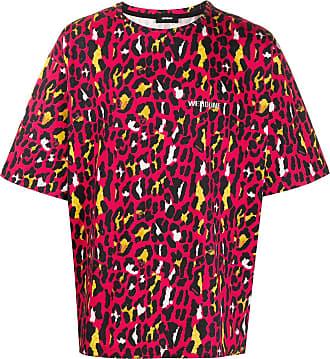 We11done Camiseta mangas curtas - Vermelho