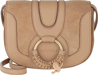 See By Chloé Cross Body Bags - Hana Mini Bag Coconut Brown - brown - Cross Body Bags for ladies