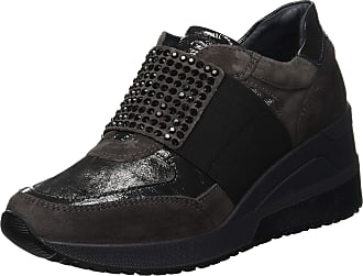 Igi & Co Womens Dce 21507 Hi-Top Trainers, Grey (Grigioscuro 20), 4.5 UK