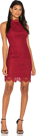 BB Dakota Cherie Dress in Red