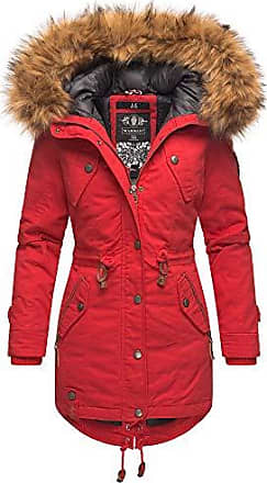 Damen Winterjacken in Rot Shoppen: bis zu </p>