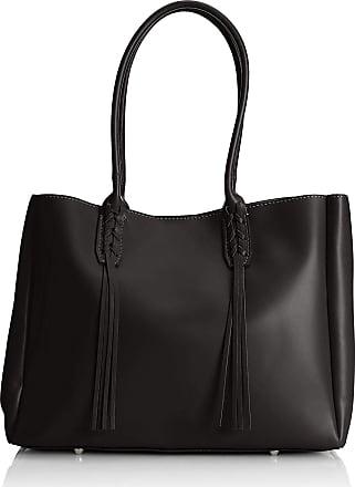 Chicca Borse Handbag leather woman 39 x 28 x 13 cm - mod. Eleonora