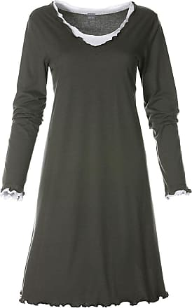 RAIKOU Damen Nachthemd Ärmellos A-Linie Freizeitkleid Schlafshirt Nachtwäsche