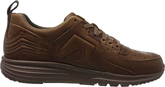 Camper Mens Drift Low-Top Sneakers, Brown (Medium Brown 210), 10 UK