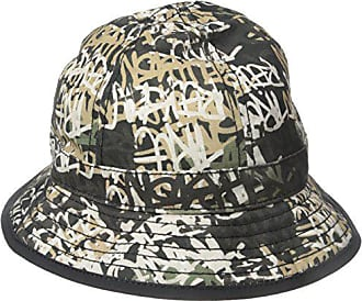 True Religion Mens Graffiti Print Bucket Hat,Skate Park,Large/X-Large
