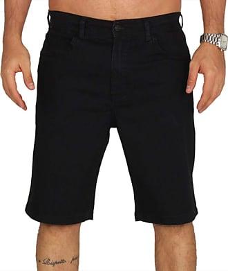 Rip Curl Bermuda Jeans Rip Curl Black Wave - Preta - 36