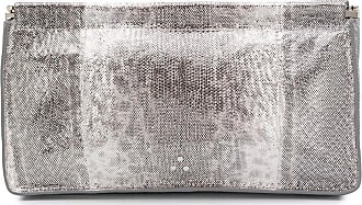 Jerome Dreyfuss Clutch metalizada - Prateado