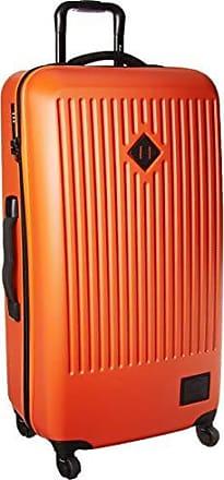Herschel Trade Large, Vermillion Orange