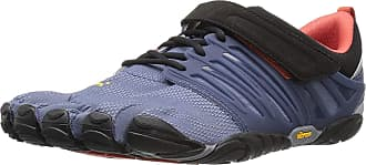 Vibram Fivefingers Mens V-Train Sneakers,Purple (Indigo / Black / Blue),9.5-10 UK(44 EU)