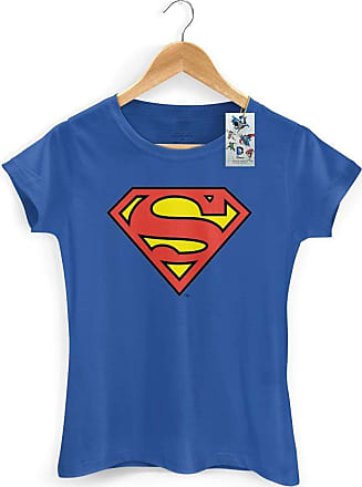 DC Comics Camiseta Supergirl Logo Oficial