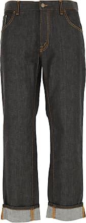 Dolce & Gabbana Jeans On Sale in Outlet, Dark Blue Denim, Cotton, 2017, 30