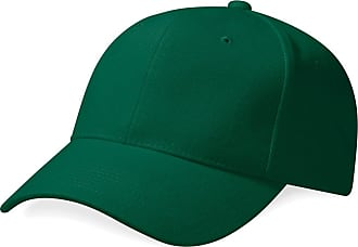 Beechfield Pro Style Heavy Cap Colour=Forest Green Size=O/S