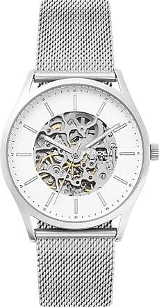Skagen Relógio Automático Holst Automatic - Homem - Prateado - Único US