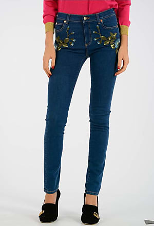 8920ccdc3290 Gucci 13cm Embroidered Jeans size 26
