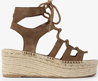 Scalpers Strappy Espadrille Wedges