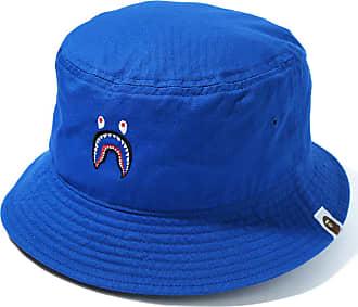 A Bathing Ape One Point Shark Bucket hat