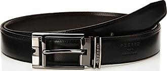 Azzaro 1321018 - Ceinture - Uni - Homme - Noir (Noir Marron) - 1f00f499401