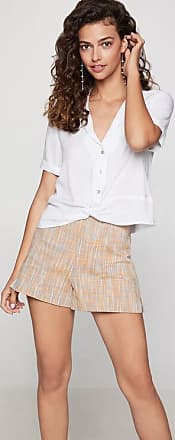 BCBGeneration Basket Weave High Waist Short