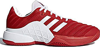 Escarl Rouge 2018 Homme adidas 42 EU 000 Clay Ftwbla Chaussures Barricade de Tennis aw0zwq