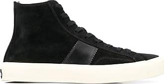 Tom Ford Cambridge hi-top sneakers - Black