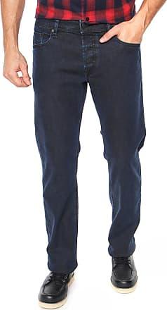 Diesel Calça Jeans Diesel Slim Waykee Azul