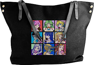 Juju The Smash Ladies Are Ready For Summer Womens Classic Shoulder Portable Big Tote Handbag Work Canvas Bags