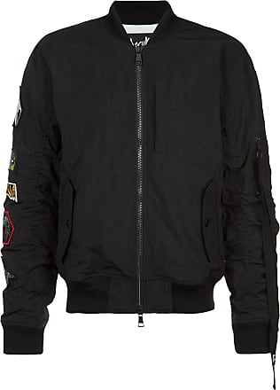 Haculla Pray For Revolution bomber jacket - Black