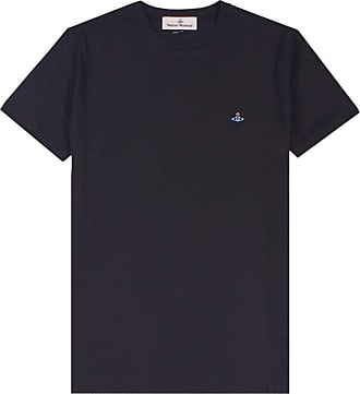 Vivienne Westwood Basic T Shirt in Navy