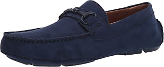 Kenneth Cole Reaction Dawson Bit Driver Driving Style Loafer, Navy