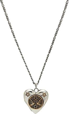 Alexander McQueen Heart necklace