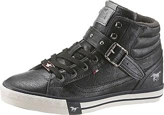 Mustang 1209 502, Damen Hohe Sneakers, Grau (2 grau), 39 EU