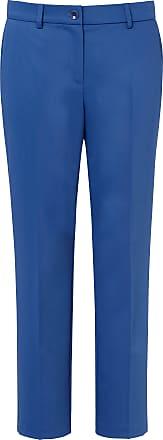 Emilia Lay Trousers permanent crease Emilia Lay blue