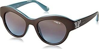 bf30a3c656 Vogue 0VO2872S 218548 50 Montures de lunettes, Marron (Brown/Azure  Gradient),