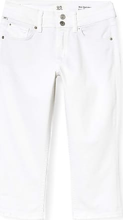 Q/S designed by - s.Oliver Womens 510.11.899.26.180.2005633 Jeans, White, 14