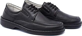 Di Lopes Shoes Sapato antistres Mestiço 100% Couro (39)