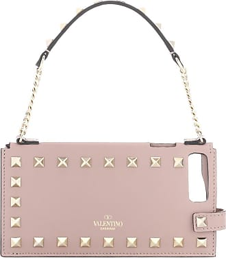Valentino iPhone 7 Plus Rockstud leather phone case