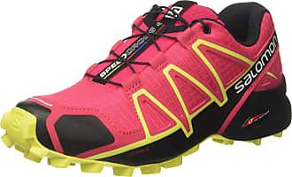 Salomon Tênis Speedcross 4, Salomon, Feminino, Pink, 39