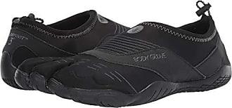 Body Glove Mens 3T Barefoot Cinch Water Shoe, Black, 9